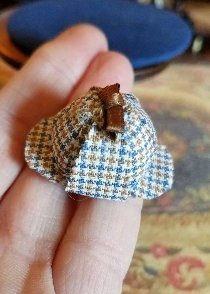 how to make a deerstalker hat