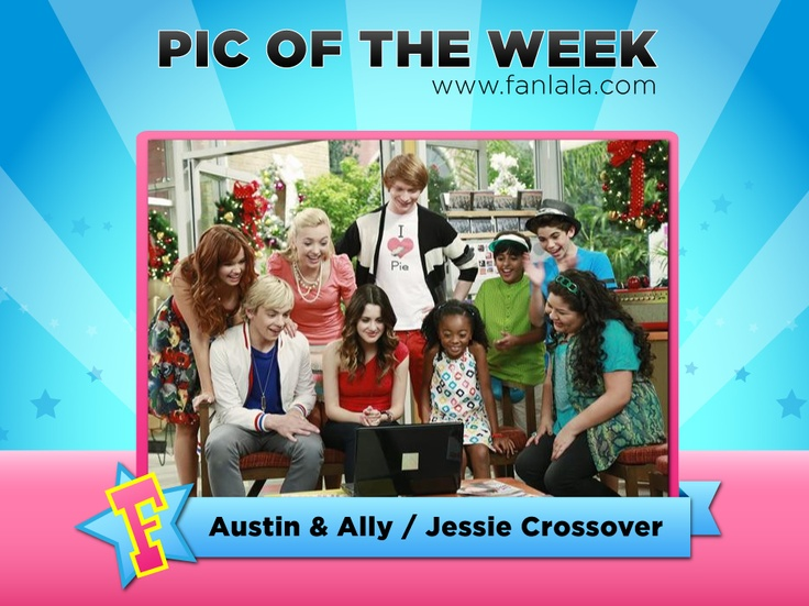 Austin & Ally/ Jessie Crossover
