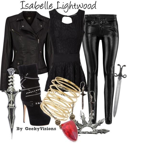 Isabelle Lightwood | Isabelle Lightwood, Girls Night ...