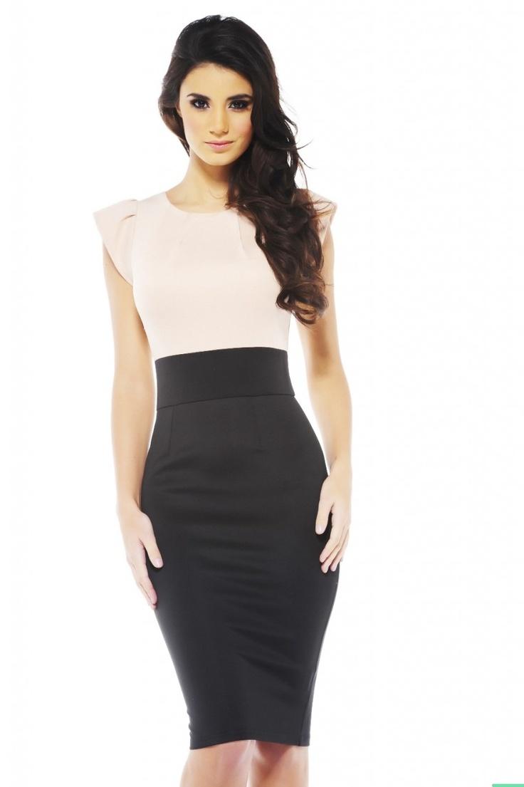 139 best Midi dress & Midi skirts ❤ images on Pinterest   Midi ...
