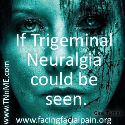 World Health Organization (WHO) If Trigeminal Neuralgia and Facial Pain Disorders could be seen would it make a difference to you? #WHOIam  http://www.tnnme.com/to-who.html
