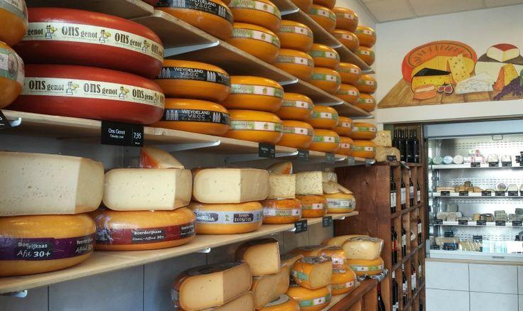 Geen food, maar cheeseporn bij Sijens Kaas in Noord