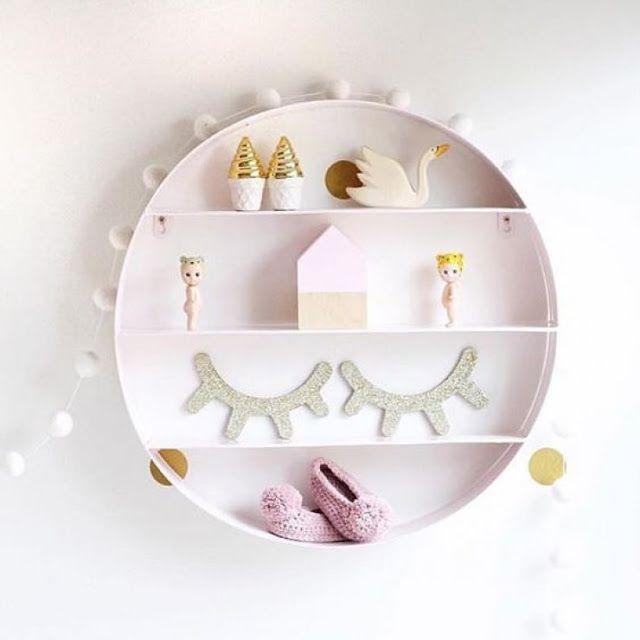 Trendregale in Kinderzimmern – Merry Ornament Home – Kostenlose Geburtstagsdekorationen