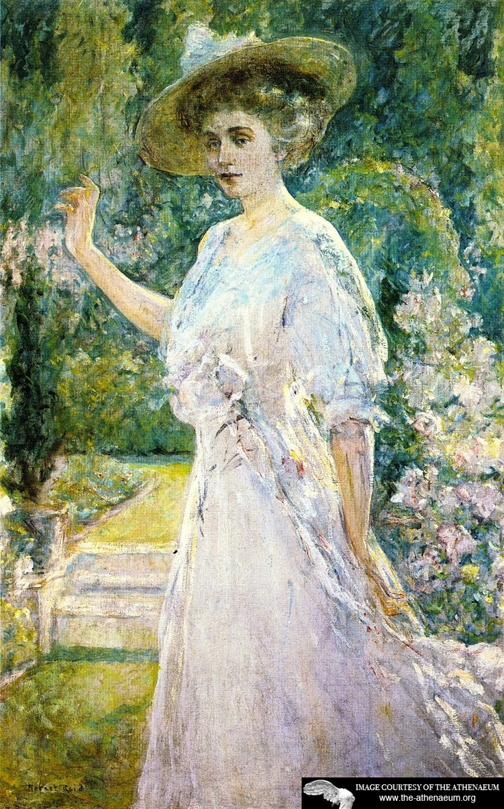 122 best Robert Lewis Reid images on Pinterest