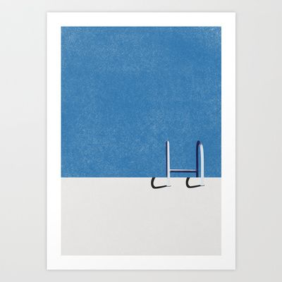 Summer Is Ready! Art Print by Three Lives Left - $17.00