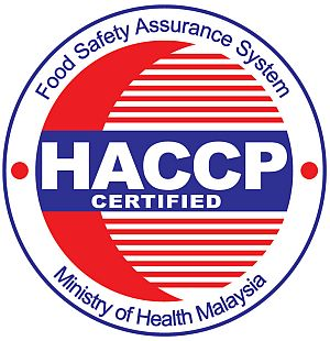Vectorise Logo | Hazard Analysis Critical Control Point (HACCP)