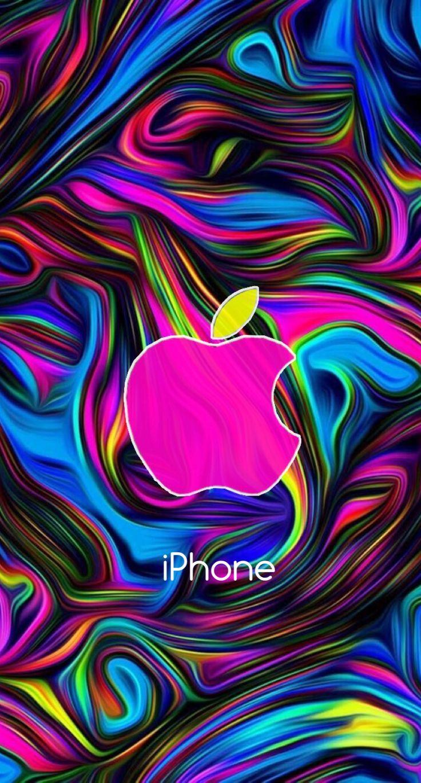 Apple Miam Apple Logo Wallpaper Iphone Apple Wallpaper Iphone