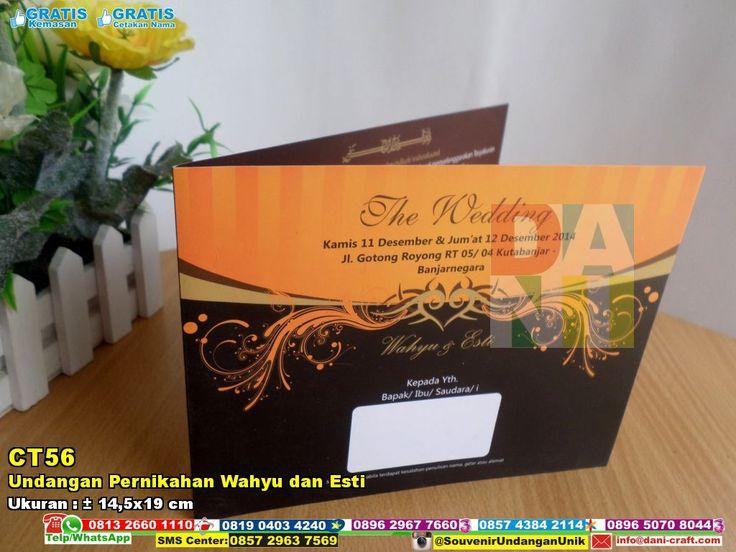 Undangan Pernikahan Wahyu Dan Esti 0896.3012.3779  (WA/SMS/Telp) PIN BBM: 5c8 62 c4b #UndanganPernikahan #DistributorPernikahan #souvenirUnik