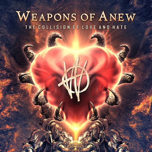 """Pre-Order Weapons of Anew's Forthcoming Debut Album - http://www.okgoodrecords.com/blog/2017/08/22/pre-order-weapons-anew-debut-album/ - Earlier this month, Weapons of Anew, the dynamic new band that features Freddy Ordine, Ray West, Stefan """"Reno"""" Cutrupi, Chris Manfre, and Kris Norris, announced they will be releasing their debut album 'The Collision of Love and Hate' on September 15, 2017 via OK!Good... - Amazon Music, Debut Album, debut single, Goog"""