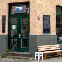 Café Bondi Eichendorffstr. 6, mitte