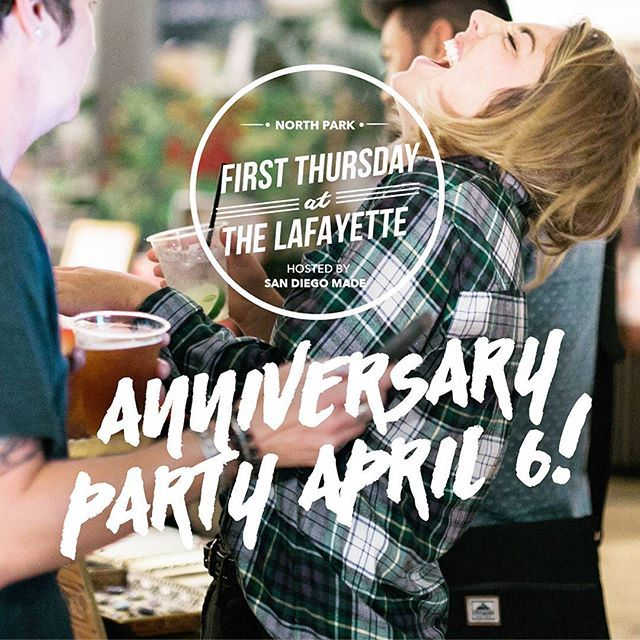 Come join us tonight for @sandiegomadeinsta one year anniversary party at the Lafayette with happy hour all night ( I had to but that first 😉 ), outdoor games, live music, 30+ vendors & a lot of surprises!  From 6:30pm to 9:30pm at @thelafayette Let's celebrate tonight! 🍹🌴 #lajollalocals #sandiegoconnection #sdlocals - posted by Victoria | Accessories + Inspo  https://www.instagram.com/wild.cloud. See more post on La Jolla at http://LaJollaLocals.com