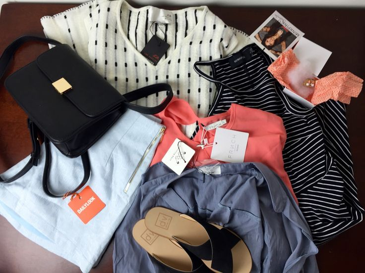 Daily Look Elite Fashion Subscription Box Review - July 2015 - http://hellosubscription.com/2015/07/daily-look-elite-fashion-subscription-box-review-july-2015/