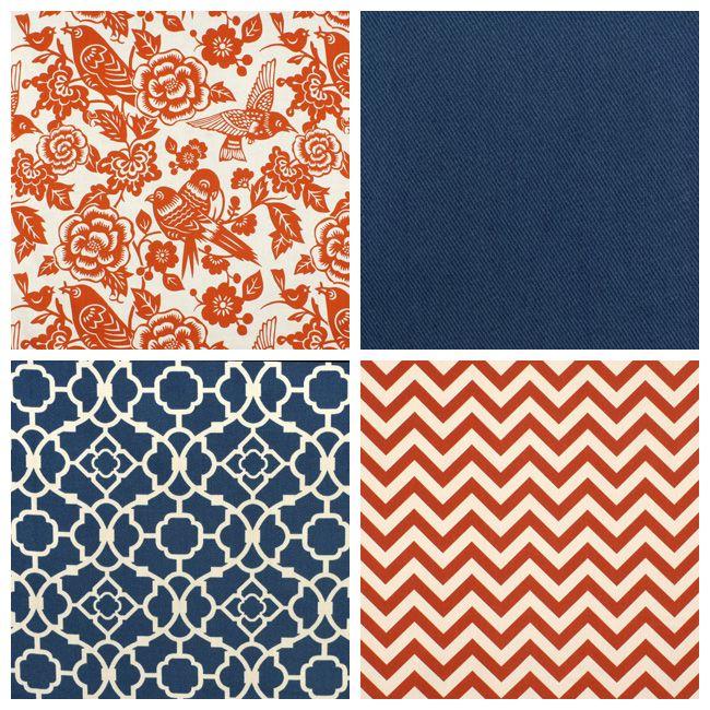 Best 25 orange living rooms ideas on pinterest Coordinating fabrics for living room