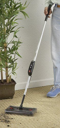 Cordless Swivel Sweeper Touchless $25.00 #topseller