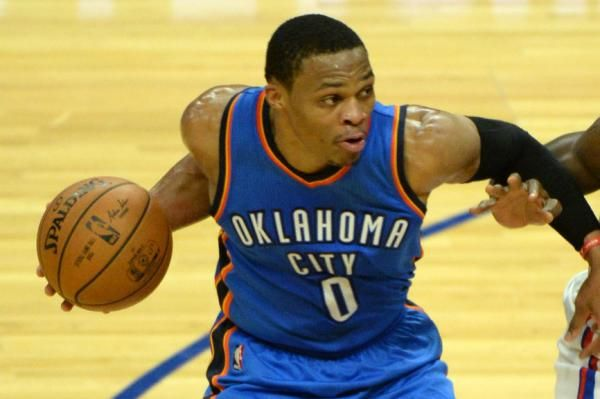 PHOENIX -- Oklahoma City guard Russell Westbrook fell short of setting an NBA record for triple-doubles in a season in a 120-99 loss…