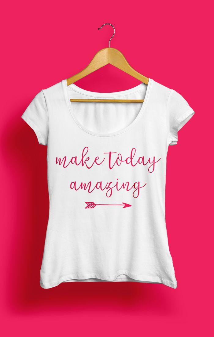 Make Today Amazing - https://www.sunfrog.com/121937405-637356932.html?68704 #tshirt #tee