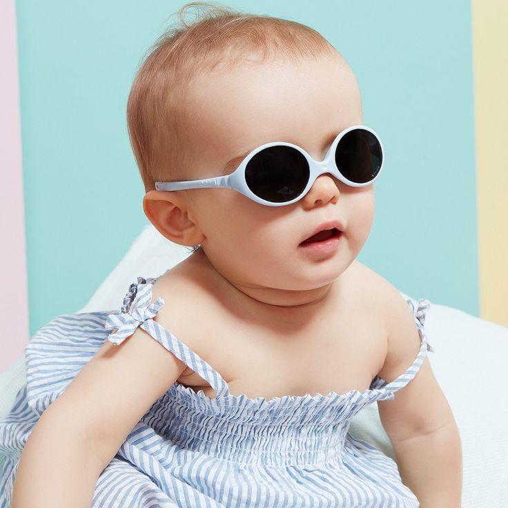 Ochelari de soare Ki ET LA, 0-18 luni - Sky Blue