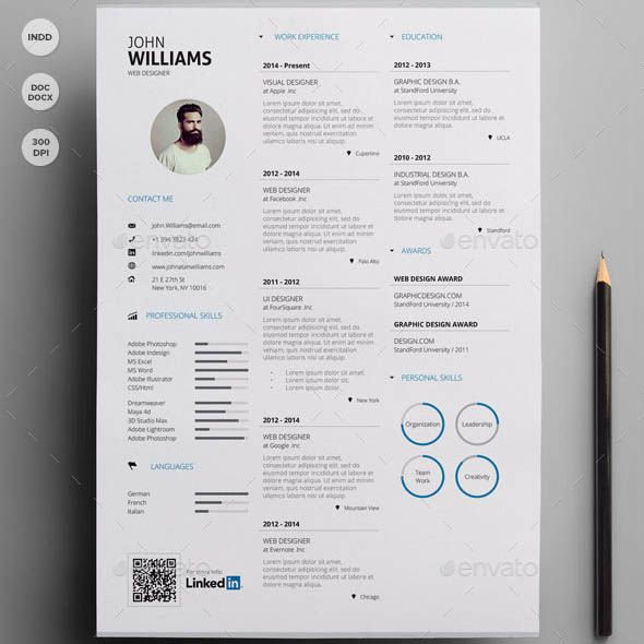 18 best Resume layout Ideas images on