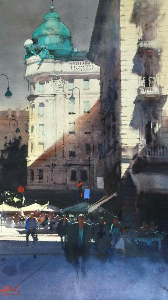 Alvaro Castagnet Vienna 1.2 x .70