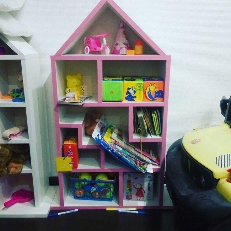 700 грн. Детский домик для кукол  книг  игрушек  органайзер для лего..... Сделан из экологически чистого материала.  Доставка  самовывоз. Viber 0973704419
