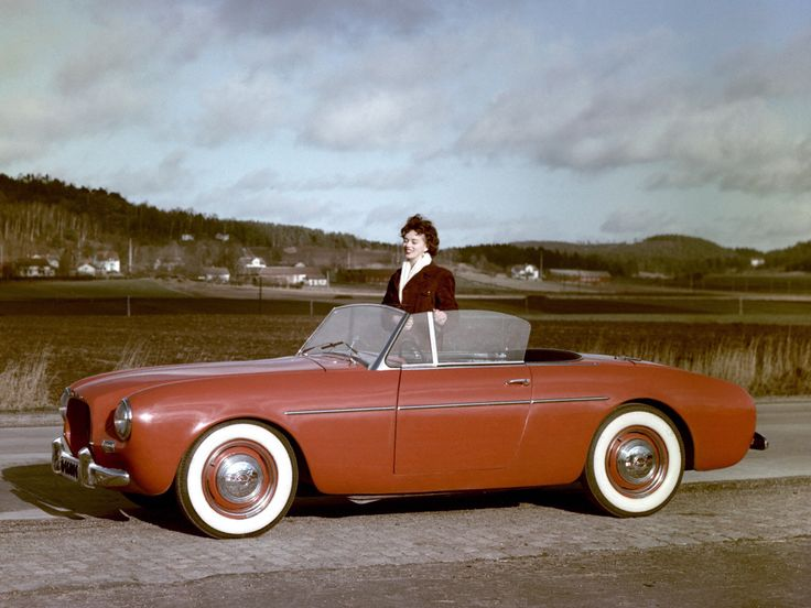 On 2 June 1954 The Two Seater Roadster, The Volvo Sport, And The Companyu0027s  First Sports Car, Made Its Debut. But A Low Weight And Reliable Volvo  Technology ...