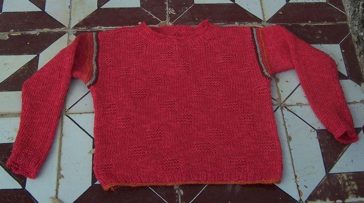 DANIELA, strikkeopskrift fra domoras