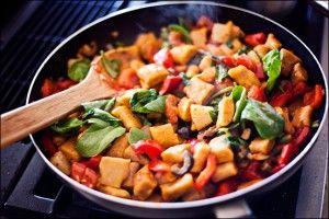 gnocchi verdure