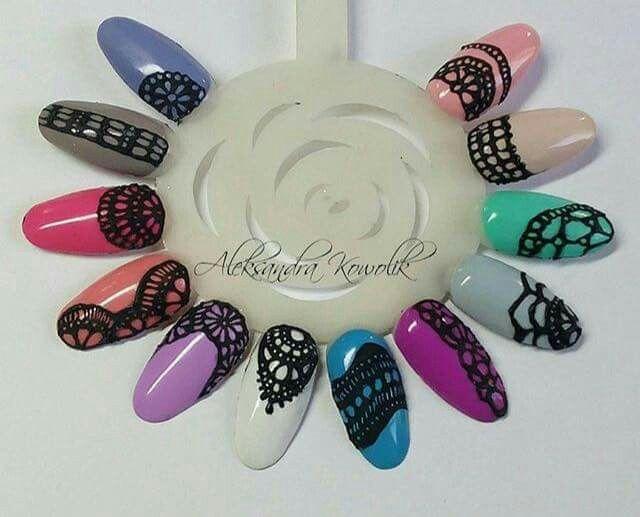 Mejores 1084 imágenes de nails en Pinterest | Uñas bonitas, Arte de ...