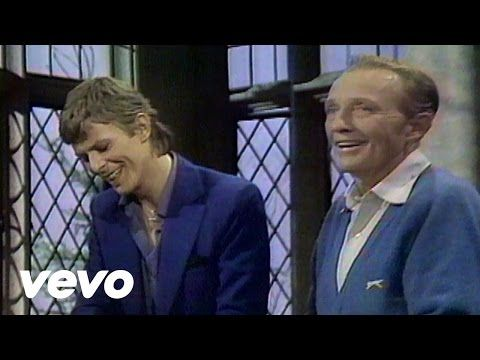 My favourite :) Legends Bing Crosby, David Bowie - The Little Drummer Boy / Peace On Earth - YouTube