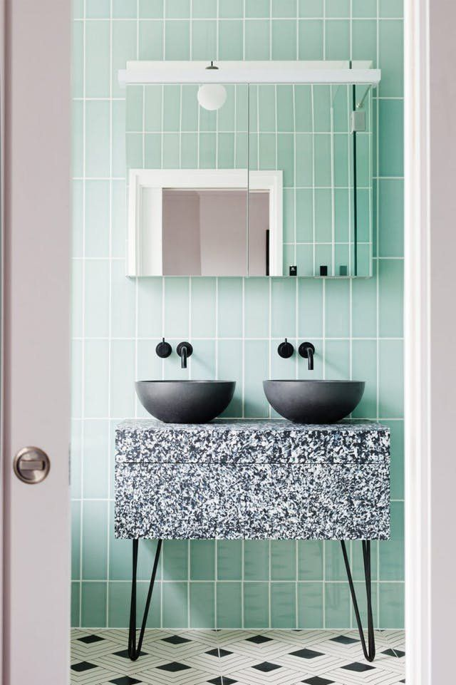 Memphis Design Bathroom Style + Inspiration | Apartment Therapy