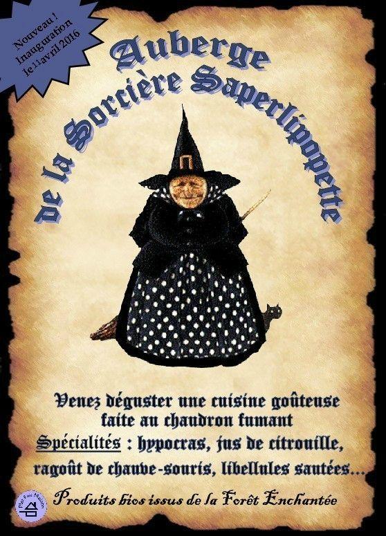affiche saperlipopette