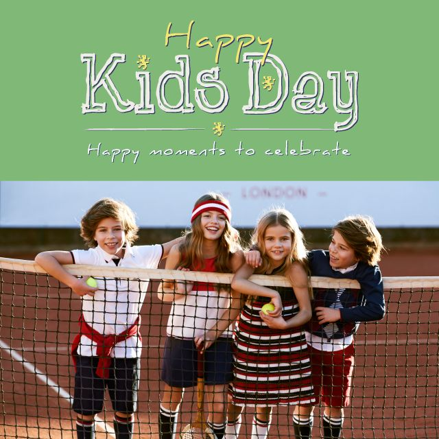 Kids Day – Happy moments to celebrate together Get to know Lion of Porches world @ www.lionofporches.com