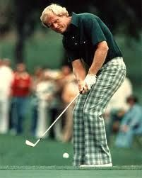 To Jack Nicklaus, the greatest.....