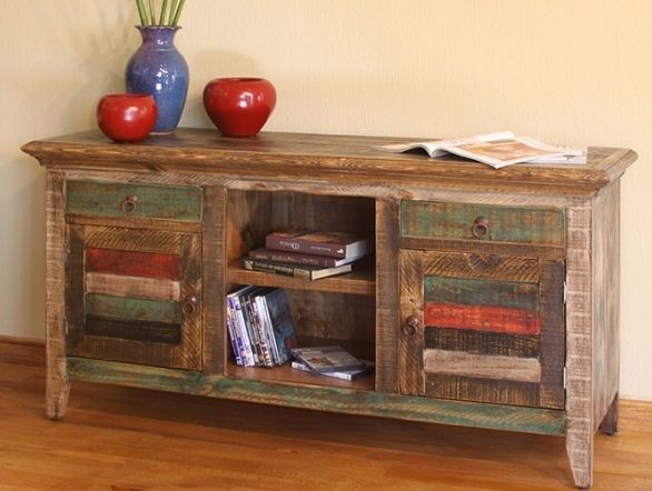Shop Artisan Home Antique Multicolor Console And Other Consoles At Tampa  Bay Furnishings In Saint Petersburg, FL.