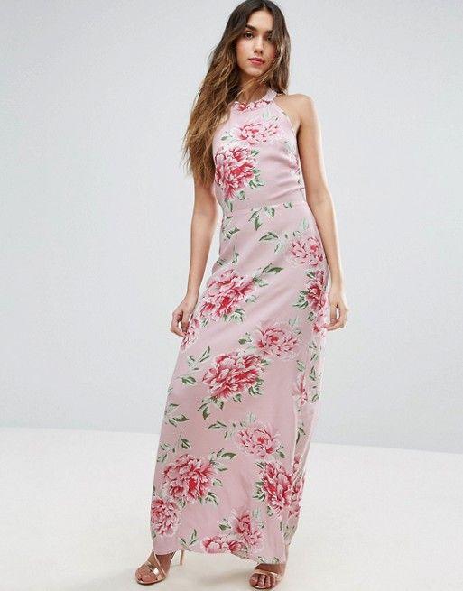 17  ideas about Pink Maxi Dresses on Pinterest  Pink maxi Blush ...