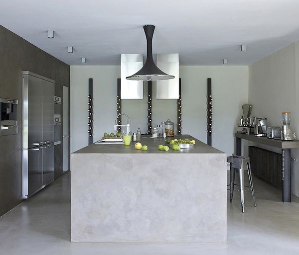 Don't like the actual kitchen but love that island bench