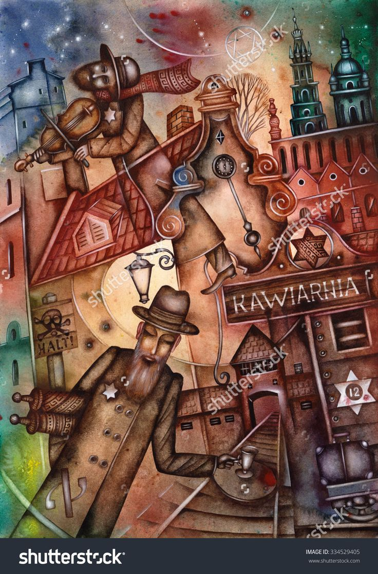 Holocaust Illustration by Eugene Ivanov. #eugeneivanov #klezmer #musician #jewish #jew #@eugene_1_ivanov #Holocaust