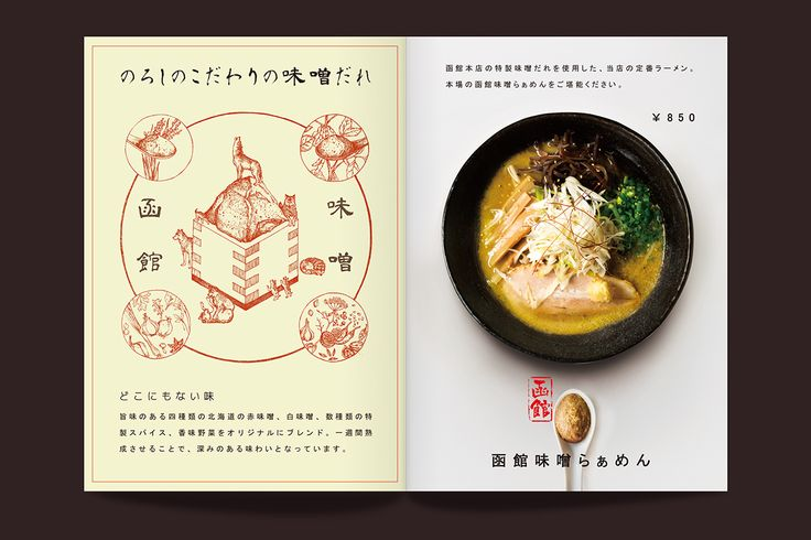Noroshi is a Japanese Ramen restaurant spread the new flavor of Hokkaido.