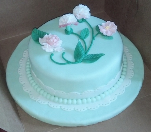Fondant Cake Decorating Classes Michaels : 1000+ images about Wilton cake Decorating on Pinterest ...