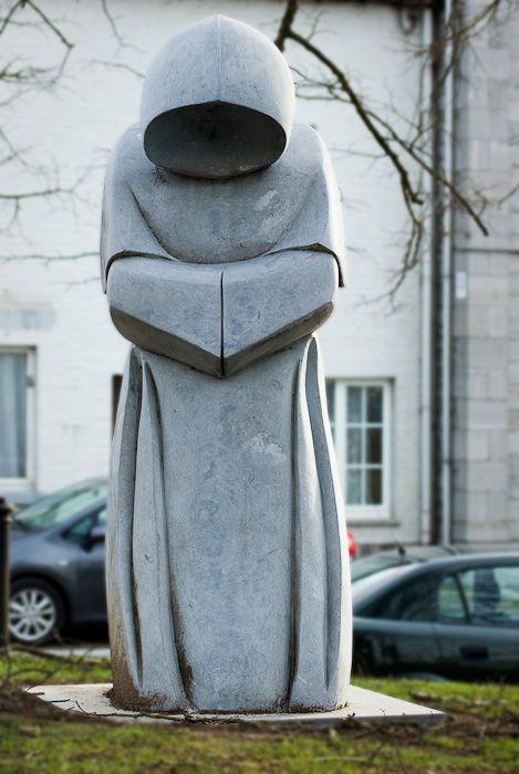 Les 80 meilleures images propos de jean michel folon sur - Statue de jardin belgique ...