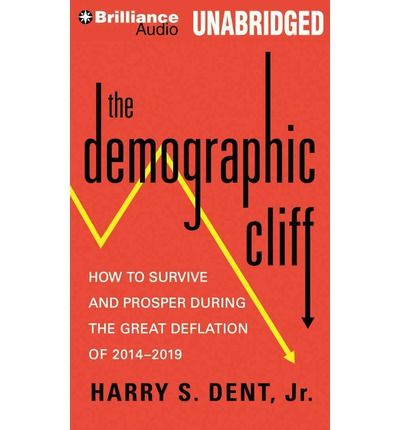 Bestselling author and financial guru Harry Dent shows why we