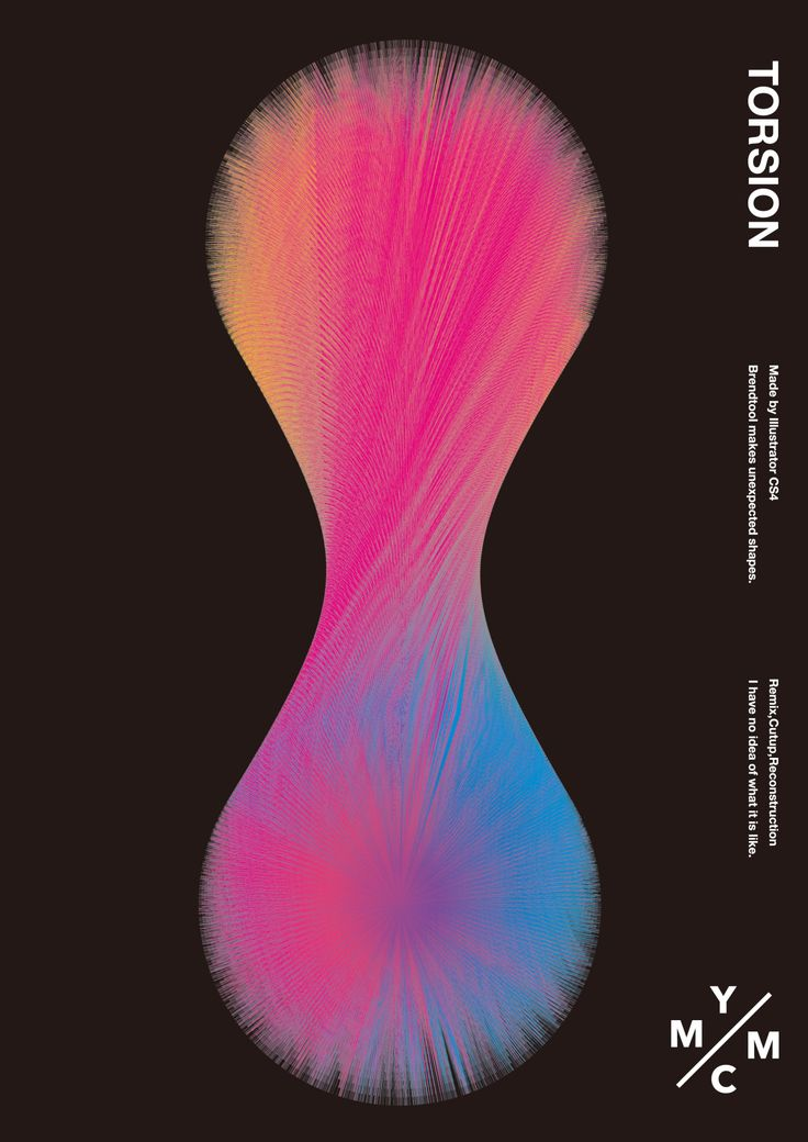 Japanese Poster: Torsion. Shunya Fujita (Fundam). 2013
