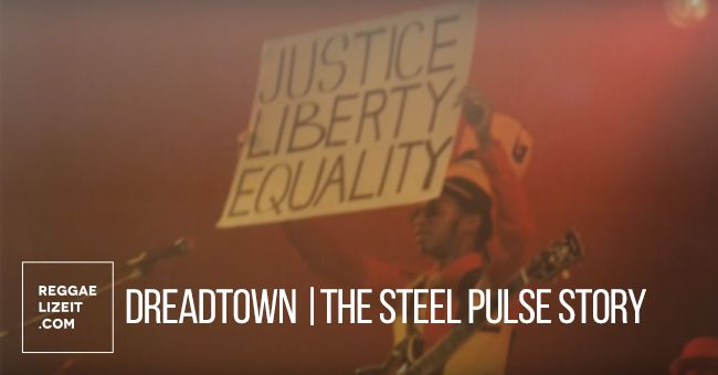 Dreadtown - The Steel Pulse Story (Trailer)  #Dreadtown #foundationreggae #Indiegogocampaign #MikeLerner #movietrailer #rarefootage #SteelPulse #SteelPulseIndiegogo #TheSteelPulseStory #UKReggae #YoniGal