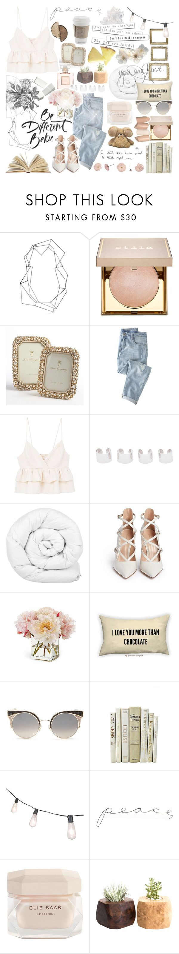 """""""*:・゚✧ you're no good for me ✧ *:・゚"""" by cherrrypop ❤ liked on Polyvore featuring beauty, BANCI GIOIELLI, Stila, Chanel, Wrap, MANGO, Maison Margiela, Brinkhaus, Gianvito Rossi and Diane James"""