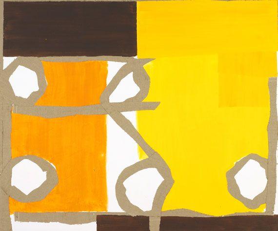 Sandra Blow - Orange Yellow Connection