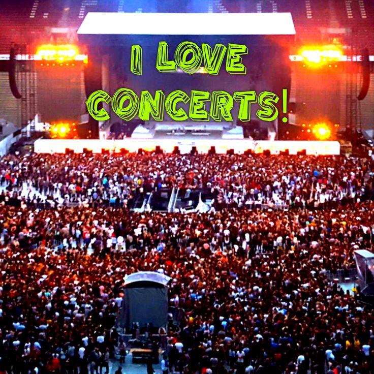 I love concerts!  Ich liebe Konzerte!  J´adore les concerts!  28.Juli.2016, Rihanna, Köln - Rhein-Energie Stadion July, 28 2016, Rihanna, Cologne - Rhein-Energie Stadion