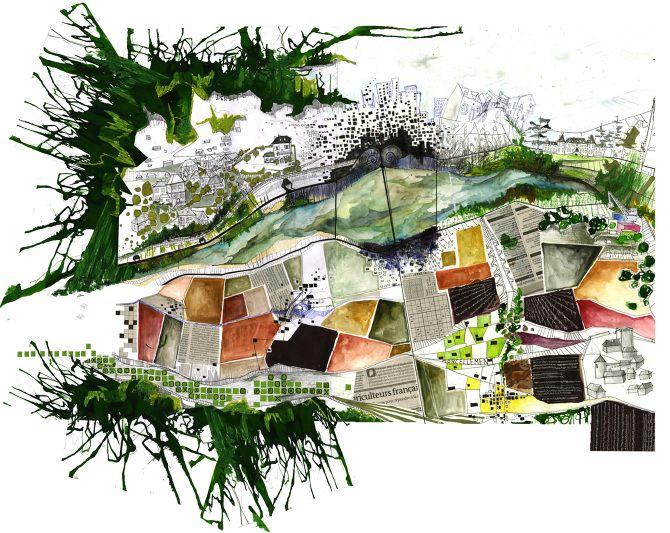 Cartographie sensible - Marion Godiard