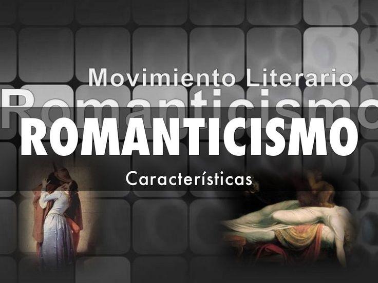 En esta aplicación he expuesto sobre las características del Romanticismo.
