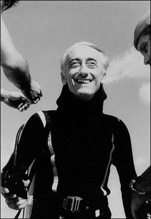 Jacques Cousteau June 11, 1910~June 25, 1997-- Without him no Scuba,  without Scuba, no SNUBA!