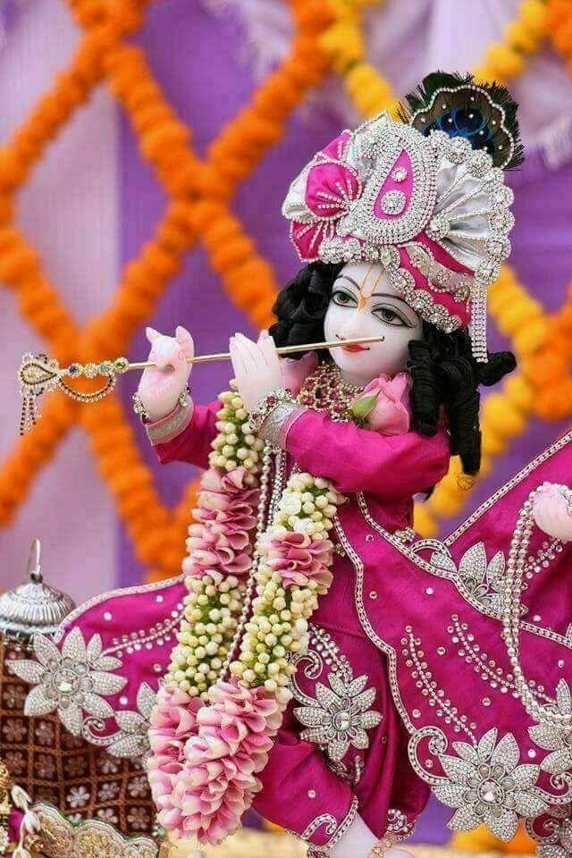 Shri Krishna.